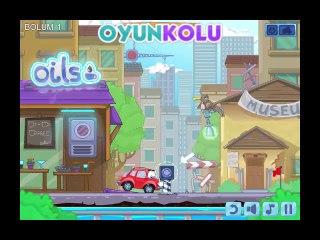 Sevimli Kaplumbağa Araba 4 Oyununun Tanıtım Videosu