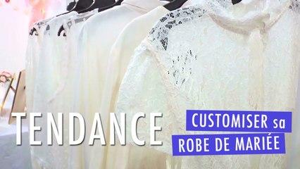 Comment transformer une robe blanche en robe de mariée ?