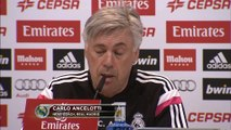 """Ancelotti: """"Sergio Ramos stara' fuori 4 o 5 settimane"""""""