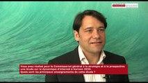 Interview de Daniel KOFMAN , directeur du LINCS, professeur à Telecom ParisTech, membre du comité scientifique de l'OPECST à l'Assemblée Nationale (6 septembre 2013)