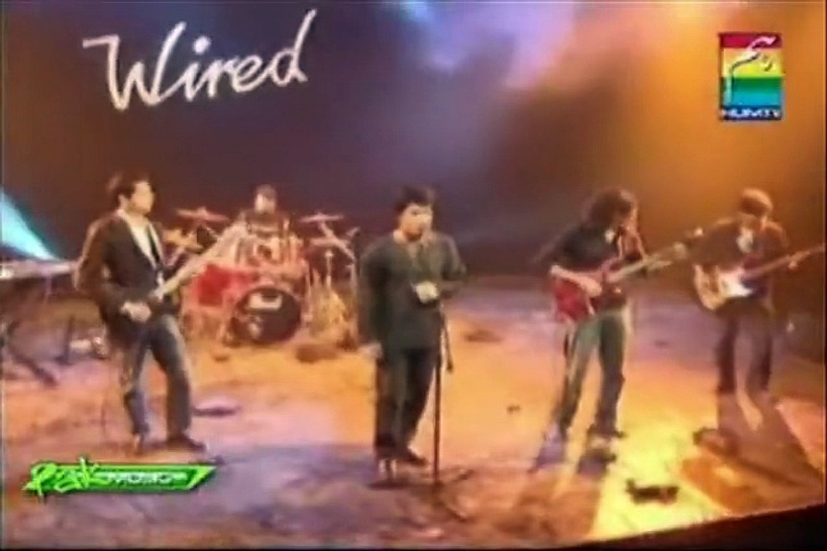 Ya Ali (Live On Wired) - Mekaal Hasan Band