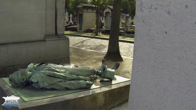 la Légende du Gisant de Victor Noir (Père Lachaise - Paris)