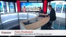 """TextO' : V.Debord : """"La France est une grande puissance qui ne se soumet à personne !"""""""