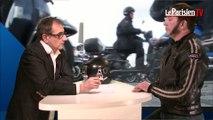 Les motards en colère contre l'interdiction  des motos anciennes à Paris
