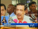 Nuevas sanciones en materia de tránsito en Guayaquil