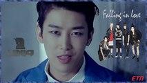 UNIQ - Falling in Love k-pop [german Sub]