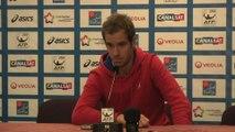 TENNIS - ATP - Montpellier - Gasquet : «Ça va de mieu en mieux»