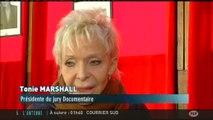 Festival de Luchon : Interview de Tonie Marshall