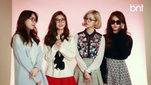 Girl's Day BNT Photo Shoot (behide the scenes)