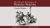 The Life and Adventures of Nicholas Nickleby  by Charles DICKENS | General Fiction | FULL AudioBook # 1A