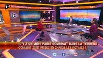 """Caroline Damiani : """"Pour les victimes de Charlie Hebdo, il y a de la culpabilité de n'avoir pu aider les personnes"""""""