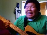 """Cours de """"guitar face"""" ou comment mimer la musique avec son visage! Hilarant..."""