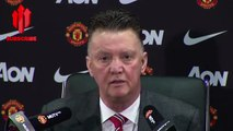 Van Gaal Press Conference-We Must Play The United Way! - West Ham vs Manchester United - alex max