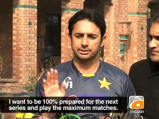 Saeed Ajmal on playing for Pakistan