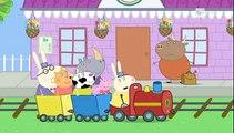 Peppa Pig Italiano Nuovi Episodi 2014 Stagione 4 Episodio 16 Il parco dei dinosauri by Ale