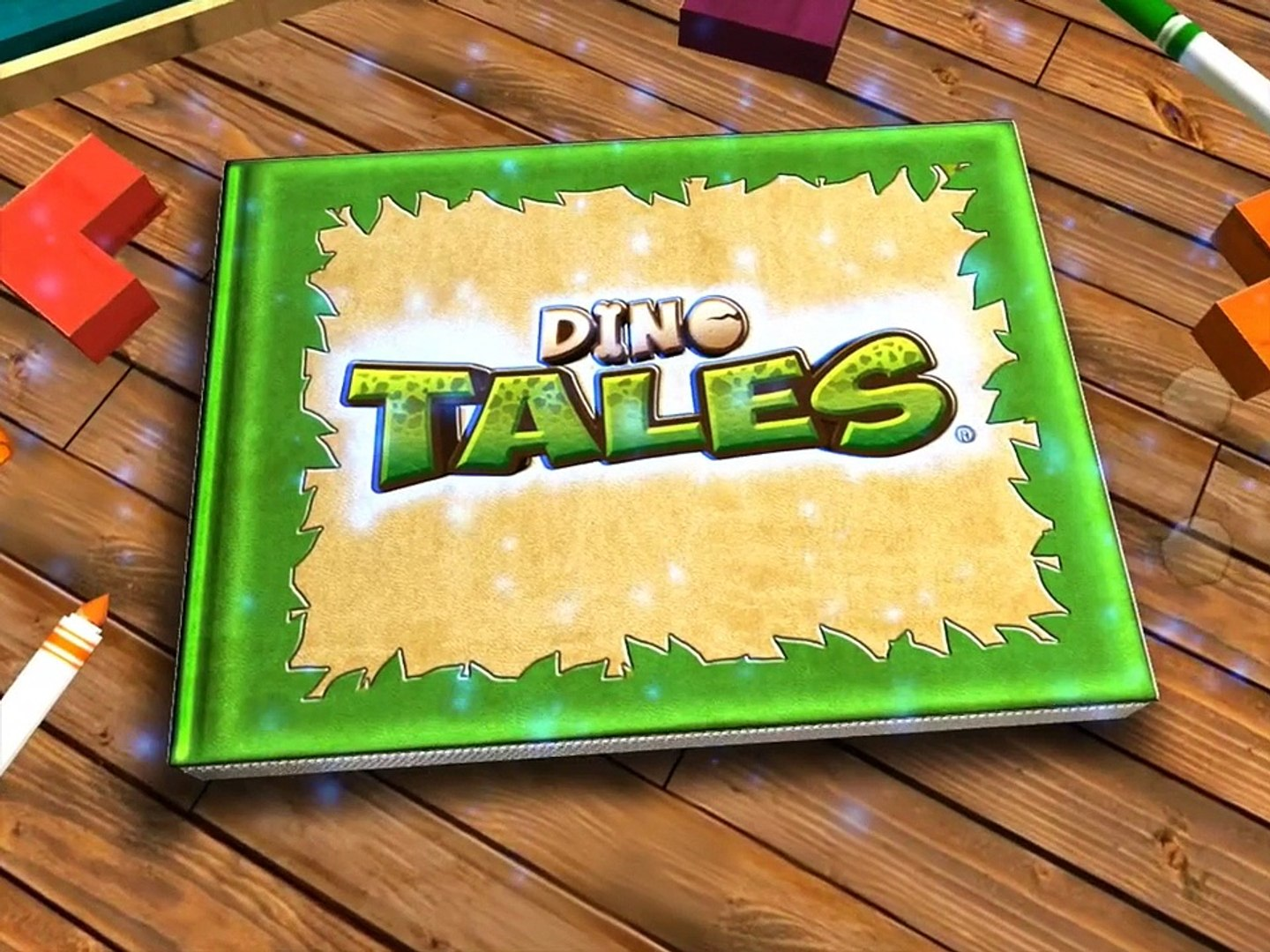 DINO TALES Story Trailer
