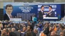 AK Parti Sakarya 5. Olağan İl Kongresi - Detaylar