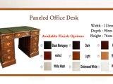 Office Desks Furniture - Hudson Furniture