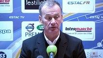 ESTAC Troyes 1-1 Gazélec Ajaccio : les réactions des coachs !