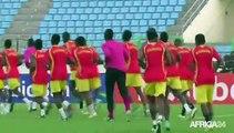 Afrique, Les derniers qualifiés des quarts de finales