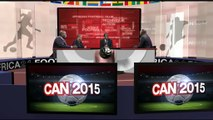AFRICA24 FOOTBALL CLUB du 06/02/15 - CAN 2015 - partie 1