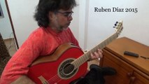 Tuning Test with chords/Andalusian Guitars New Generation 2015 / new fret division = Your Way out of obsolete flamenco guitars /Modern Online Skype Lessons Paco de Lucia's technique Q & A CFG Ruben Diaz