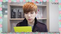 [PT-BR] 20150103 VIXX' Letters to VIXX One Year Later.