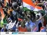 Cricket Fight- Rahul Dravid Vs Shoaib Akhtar