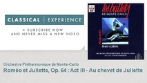Serge Prokofiev : Roméo et Juliette, Op. 64 : Act III - Au chevet de Juliette