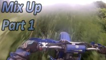 Dirt Bike Trail Ride Offroading Mix Up Part 1