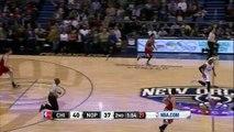Chicago Bulls vs New Orleans Pelicans - Full Highlights - February 7, 2015 - NBA Season 2014-15