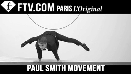 Paul Smith Movement at London Collections: Men F/W 2015 | FashionTV