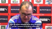 Bielsa explique pour Ocampos et Payet/Thauvin