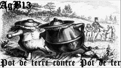 AgB13 Pot de terre contre Pot de fer [ Prod By Shadowville ] [ Audio ] Rap Français 2015 ]