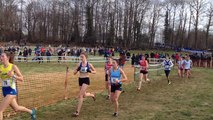 Demi finales du championnat de France de cross Country