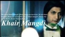 Bilal Saeed Khair Mangdi Official Video Song by Bilal Saeed - Tune pk[via torchbrowser com]