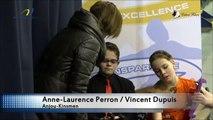 Sandrine Gauthier / Luke Bennett - Pré-juvénile Danse B Danses sur tracé 2 (REPLAY)