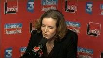 """Nathalie Kosciusko-Morizet : """"Président de l'UMP, c'est une fonction bénévole, il a le droit d'avoir une activité"""""""