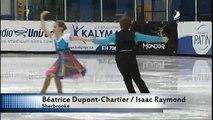 Béatrice Dupont‐Chartier / Isaac Raymond - Pré-juvénile Danse A Danse libre (REPLAY)