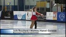 Jade Bouchard / Mathieu Hamel‐Genesse - Pré-juvénile Danse A Danse libre (REPLAY)