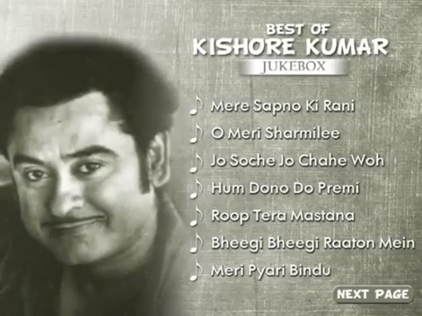 Kishore Kumar Superhit Songs Jukebox Evergreen Hindi Old Songs Video Dailymotion Legendary icon kishore kumar was one of the most versatile playback singers and wore many hats including that of an actor, composer, lyricist and screenwriters. kishore kumar superhit songs jukebox evergreen hindi old songs