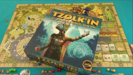 """Vidéorègle #390: Le jeu de gestion """"Tzolk'in"""" expliqué en vidéo"""