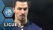 But Zlatan IBRAHIMOVIC (69ème pen) / Olympique Lyonnais - Paris Saint-Germain (1-1) - (OL - PSG) / 2014-15