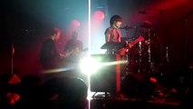 Calogéro concert lanester 31/01/2015 En apesanteur-Un jour au mauvais endroit