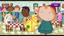 Peg Cat Chicken Dance Animation PBS Kids Cartoon Game Play Gameplay & Pizza Place Animation!