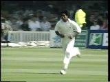Aaqib Javed, unplayable ball to Graham Gooch 1992