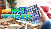 NEW iOS 8 - 8.1.2 TOP 10 BEST Jailbreak Tweaks and Cydia Apps