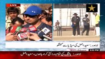 Saeed Ajmal Excellent Response on Indian worldcup Ad