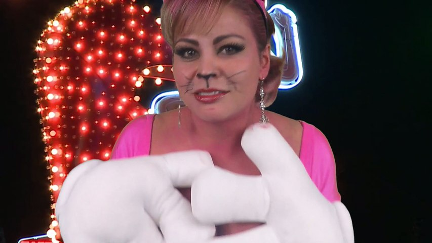 Nurse Jaimee is our Pink Panther