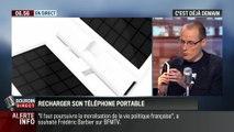 La chronique d'Anthony Morel: Les nouveaux systèmes pour charger son smartphone - 09/02